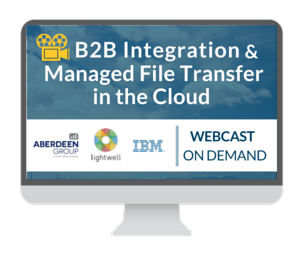 B2B Integration and File Transfer in the Cloud