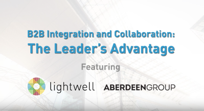 B2B Integration and Collaboration - The Leader's Advantage