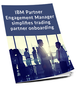 AR - Ovum - IBM Partner engagement manager simplifies trading partner onboarding