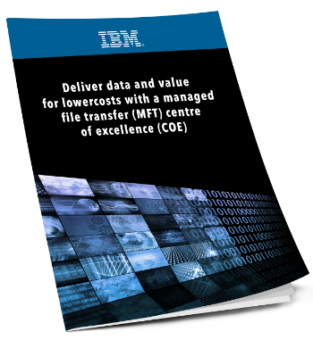 Managed File Transfer Center of Excellence