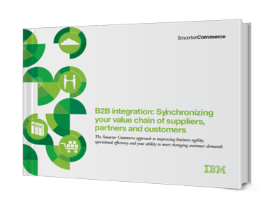 Synchronizing Your Value Chain - B2B Integration