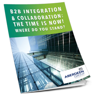 B2B Integration and Collaboration - The Time is Now