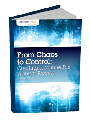 Managed File Transfer Process Report