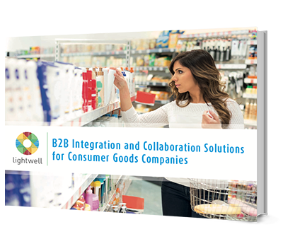 Lightwell B2B Integration Solutions for Consumer Goods Companies