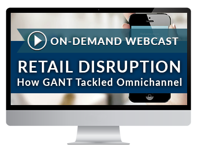 Mulesoft Webcast - Retail Disruption - How GANT Tackled Omnichannel