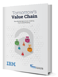 Tommorrow's Value Chain - How Blockchain Drives Visibility, Trust and Efficiency