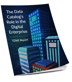 TDWI Report - The Data Catalog's Role in the Digital Enterprise