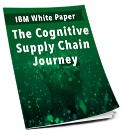 The Cognitive Supply Chain Journey