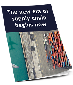 New Era of Supply Chain Begins Now