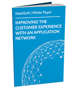 Improving the Customer Experience with an Application Network