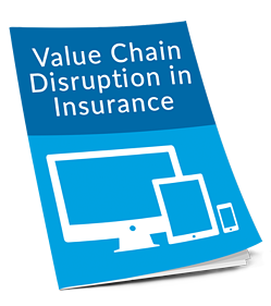 Value Chain Disruption in Insurance : The Road to Insurance and a Platform