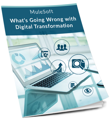 What's Going Wrong With Digital Transformation