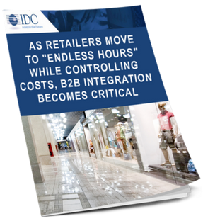 B2B integration in retail