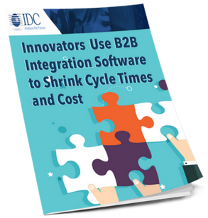 How Innovators Use B2B Integration Software to Shrink Cycle Times & Costs