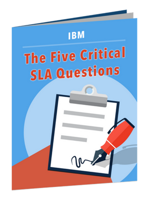 The five critical SLA questions