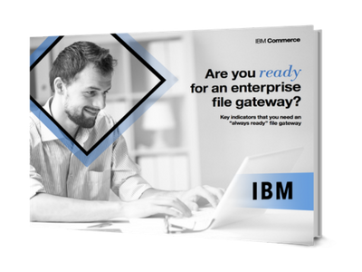 Ebook - Are you ready for an enterprise File Gateway?