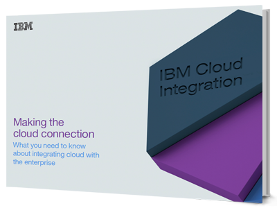 Ebook Integrating Cloud with the Enterprise