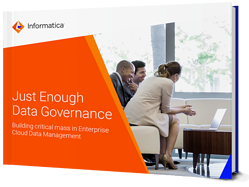 Just Enough Data Governance