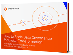 How to Scale Data Governance for Digital Transformation