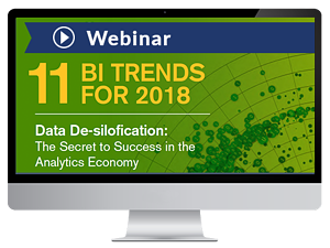 Qlik - Bi Trends for 2018
