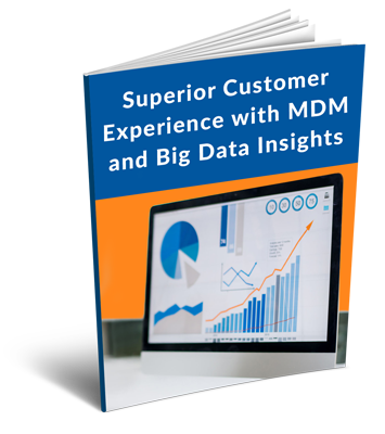 Superior Customer Experience with MDM and Big Data Insights