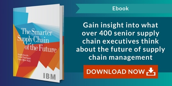 The Smarter Supply Chain of the Future - IBM eBook