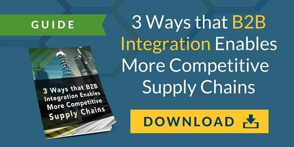 3 Ways that B2B Integration Enables More Competitive UK Supply Chains