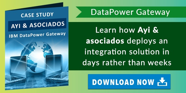 Ayi & asociados - IBM DataPower Gateway Insurance Case Study